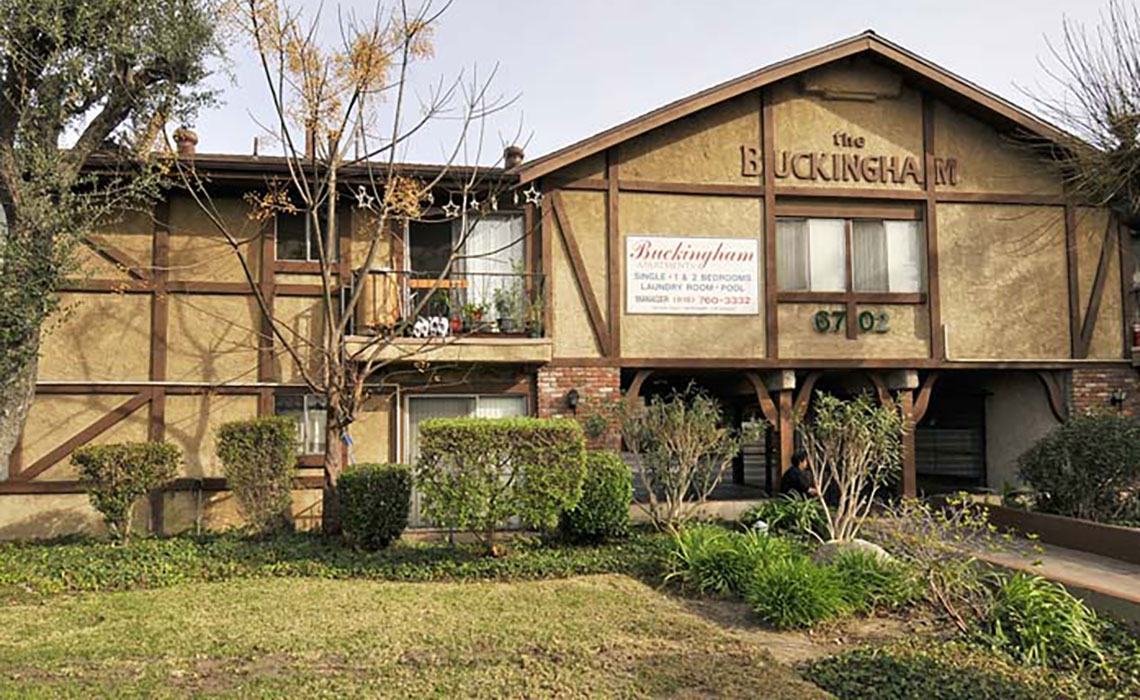 Buckingham Apartments
